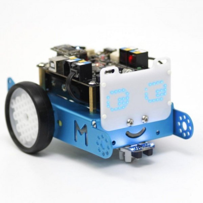 Cвітлодіодна матриця для mBot (Me LED Matrix 8 х 16)