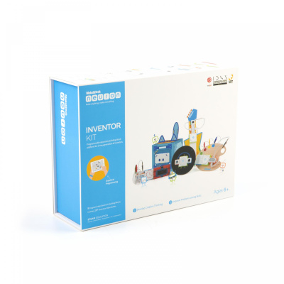 Модульний STEAM конструктор Makeblock Neuron Inventor Kit